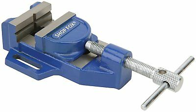 "Shop Fox 3"" Tilting Jaw Drill Press Vise 2-3/8"" Clamping Capacity D4068"