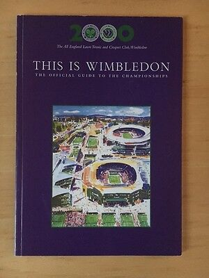 This is Wimbledon Tennis: The Official Guide to the championships 2000 FREE POST