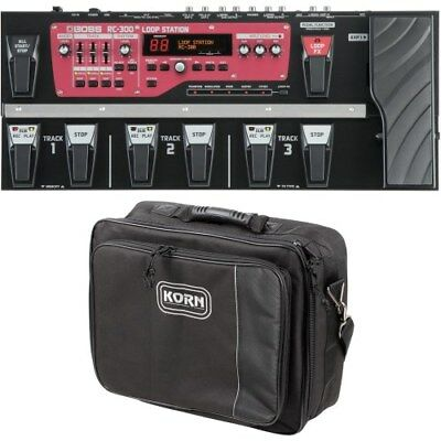 Boss RC-300 Loop Station + Bag Set | Neu