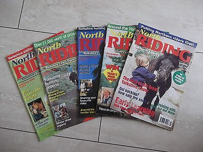Horse Riding /Management Magazines   collection