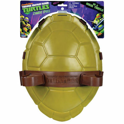 Brand New Teenage Mutant Ninja Turtles Deluxe Role Play Combat Shell 92166