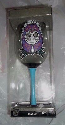 nip-Disney/Burton-The NIghtmare Before Christmas-Glass Goblet-Jack Skellington-B