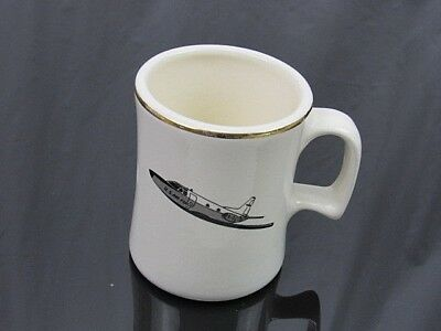 USAF Military Airlift Command Coffee Mug Vintage Cup