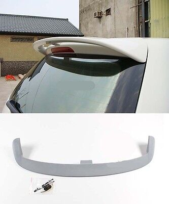 Factory Style Spoiler Roof Wing ABS For 2010-2013 Golf 6 VI Mk6 Rear Spoilers
