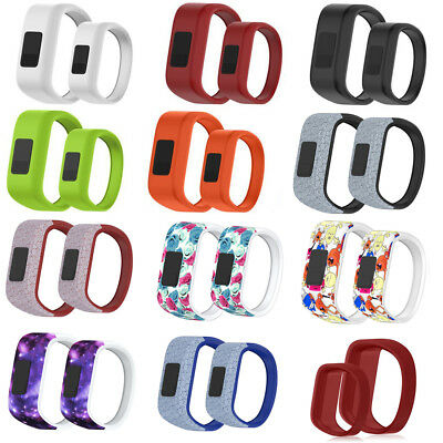S/L Replacement Band Silicone Wrist Watch Strap for Garmin Vivofit Jr Tracker US