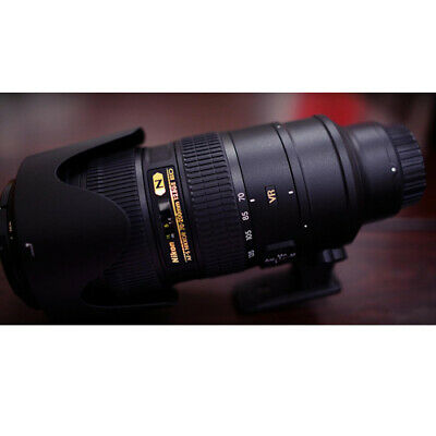 Nikon AF-S NIKKOR 70-200mm f/2.8G ED VR II Lens (018208021857) Ship from US