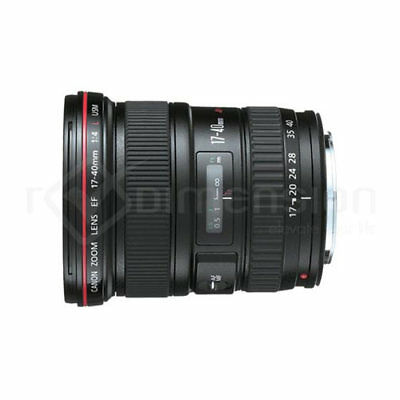 Canon EF 17-40mm f/4.0L USM Lens Ship from US