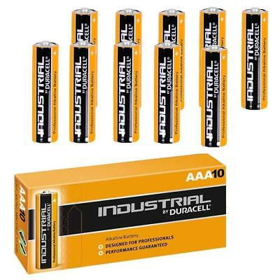 20 AAA Duracell Industrial Procell Alkaline Batteries MN2400 LR03 Battery Mini