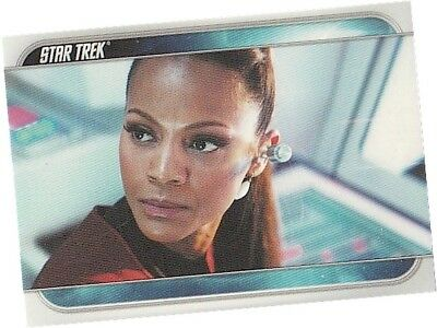 Star Trek Movie XI (2009) - CP1 Promo Card - Spring 2009 Philly Show/Convention