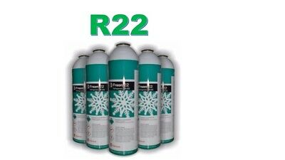 R22   REFRIGERANT 35 OZ , 35 oz  ,** OFFERT** TWO PACK  CANS   FREE CONECTOR