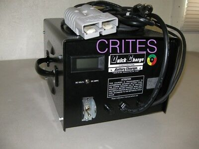 36 Volt  40 AMP Battery Charger Fork Lift SB-350 Gray IN STOCK MADE IN THE USA