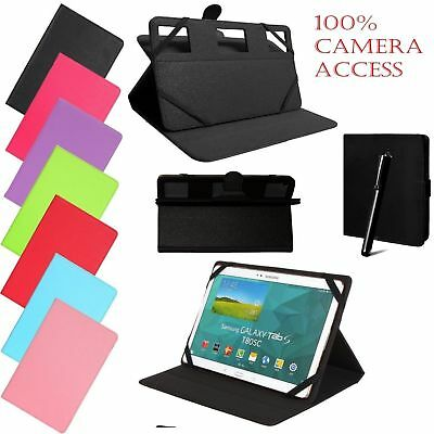 """Universal Flip Cover Case Stand Huawei MediaPad T3 10 Tablet 9.6""""inc-Camera Hole"""