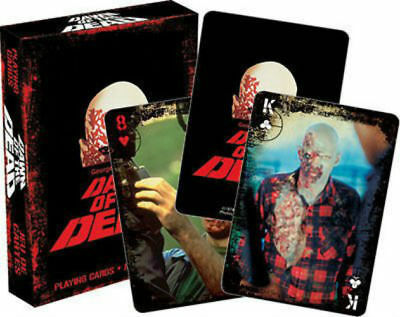 Cool Sealed Deck  Dawn Of The Dead Poker Playing Cards