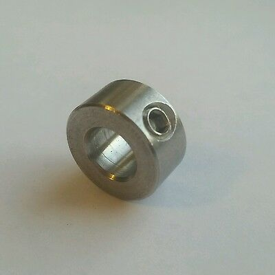 """1 Quantity 3/8"""" Bore STAINLESS STEEL DRILL STOP COLLAR Shaft USA SELLER"""