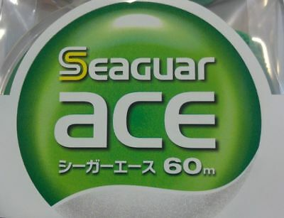 MONOFILAMENT SEAGUAR ACE 60 MT KUREHA 0,52 mm #10 FLUOROCARBON JAPAN LINE