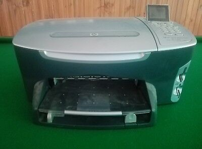 Printer HP PSC 2410 Photosmart All-in-One Printer, Fax, Scanner & Copier.