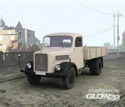 ICM 35452 Magirus S330 German Truck (1949 producti on)(100% new molds) in 1:35 N