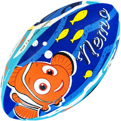 Finding Dory Characters Novelty Kids Mini and Youth Rugby Balls