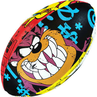 Looney Tunes Characters Novelty Kids Mini and Youth Rugby Balls