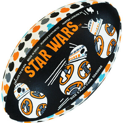 Star Wars Characters Novelty Kids Mini and Youth Rugby Balls