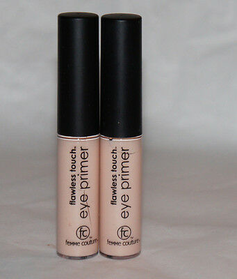 2X Femme Couture Flawless Touch Eye Primer - Nude nobox