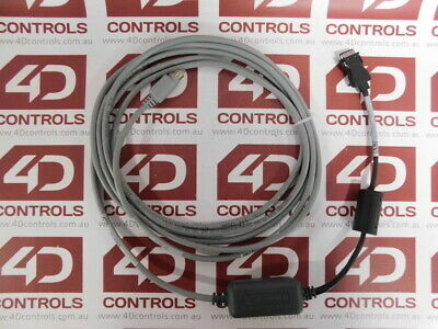 Allen Bradley 1784-PCM6 DH+ Communication Cable 8 Pin - Series A - Used
