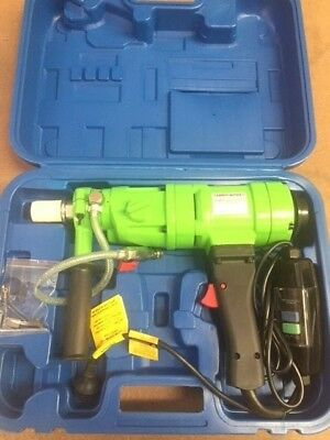 3 SPEED HAND HELD CORE DRILL - BRAND NEW with CASE  ***ON SPECIAL***