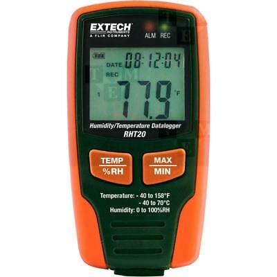 RHT20 Logger temperature and humidity -40÷70°C 0÷100%RH EXTECH