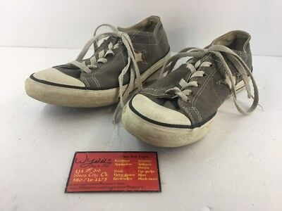 Converse ONE STAR Casual Grey Sneakers Shoes US Women's Size 8.5