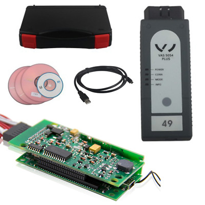 ODIS V3.0.3 Universal Fault Diagnosis Interface Bluetooth Full Chip ODIS Support