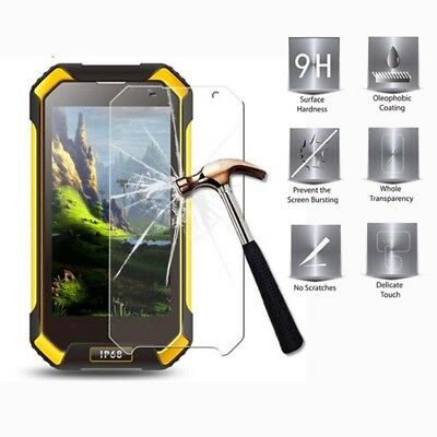 9H Tempered Glass Screen Guard Film For Blackview A5 A8 Max BV6000 S BV7000 pro