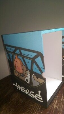 The Adventures of Tintin Box Leer- Slipcase Manufactured Square for 24 Softcover