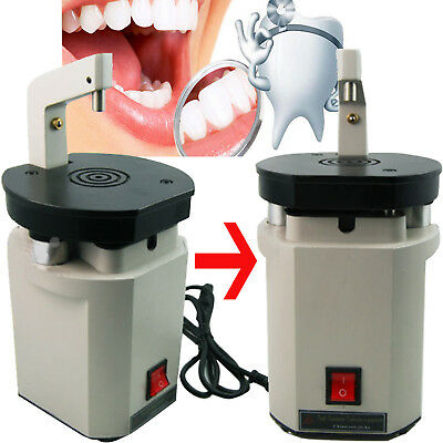 CE FDA 100W High speed MOTOR Dental Laser Pindex Pin System Drill Machine