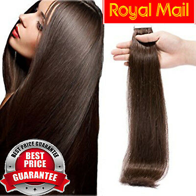 """100g/40pcs 7A 16"""" 18""""  20"""" 22"""" 24"""" REMY Tape In 100%  Human Hair Extensions"""