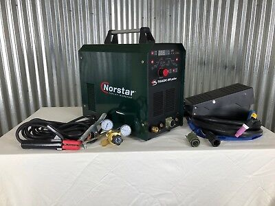 Sale Coplay Norstar T200 ACDC Pulse Dual Voltage Tig welder 3 year warranty