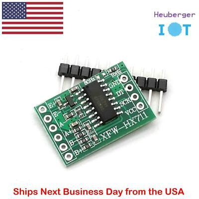 HX711 Weighing Pressure Sensor Dual-Channel 24 Bit Precision A/D for Arduino
