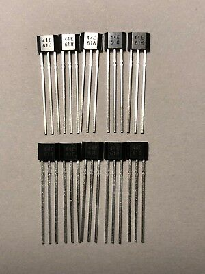 10pcs A3144E A3144 3144 TO-92 Hall Effect Sensor