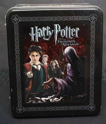 Harry Potter Prisoner of Azkaban TCG Collector Tin #2 New, Sealed FREE S&H