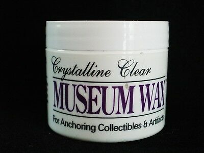Museum Wax to secure valuable items