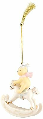 Lenox 2017 Winnie The Pooh Babys 1st Christmas Ornament Baby Pooh Bear