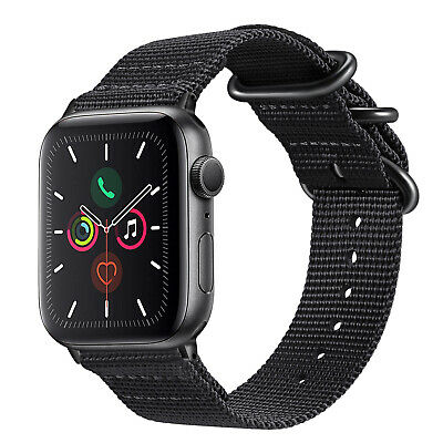 Woven Nylon Bands Sport Strap for Apple Watch Series 3 Series 2 Series 1 42mm