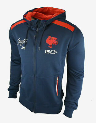 Sydney Roosters NRL 2018 ISC Players Squad Hoody Sizes S-5XL! In Stock!