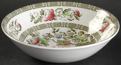 Ridgway INDIAN TREE Cereal Bowl 611158