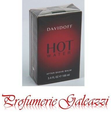 DAVIDOFF HOT WATER AFTER SHAVE BALM - 100 ml