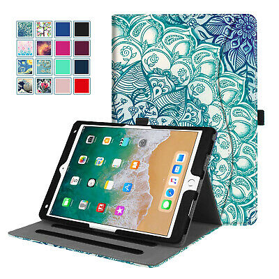Rotating Stand Case Cover for Apple iPad Pro 10.5 Inch 2017 with Pencil Holder