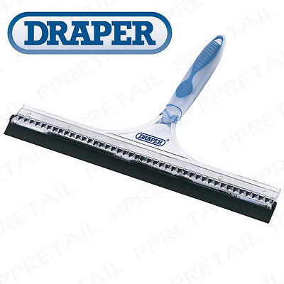 "12"" WIDE Squeegee DRAPER Cleaning Washing Glass/Window/Vinyl Floor/Car/Boat"