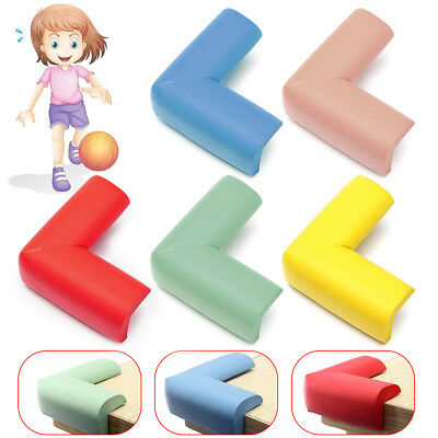 EXTRA THICK! 16Pcs Child Corner Edge Lovely Soft Safety Protection Cushion Guard