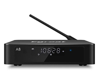 Egreat A8 Ultra-HD 4K HDR Android Media Box