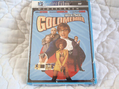 Austin Powers In Goldmember Dvd New Infinifilm Widescreen Ws Mike Myers Beyonce