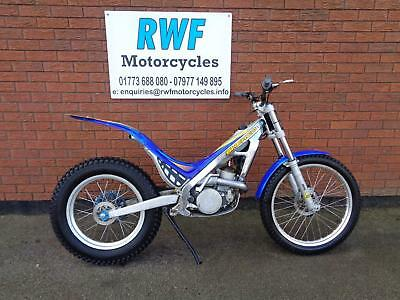 Sherco 290 Trails Bike, 2003 Road Registered, Vgc, New Michelin Tyres